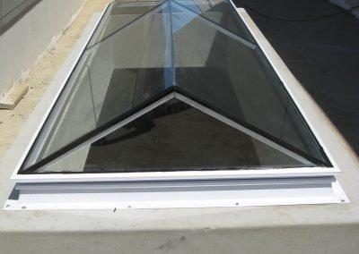 Pyramid Glass Skylight 5